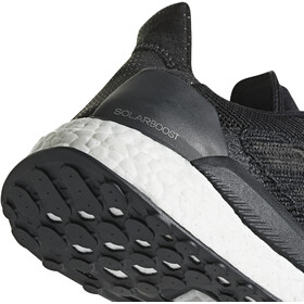 adidas SolarBoost Running Shoes Men Core Black/Grey Four/White